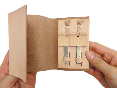 Kit キー入れパーツ 共通 2連型