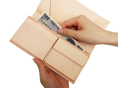 Kit 札入れパーツ 長財布用 ジョイント型