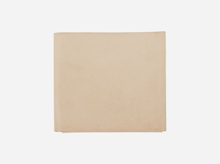 二つ折り財布の完成イメージ