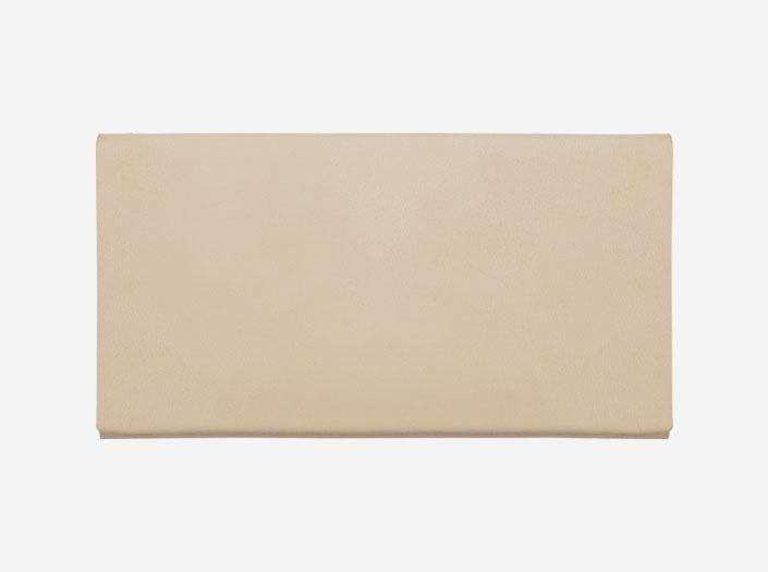 長財布の完成イメージ