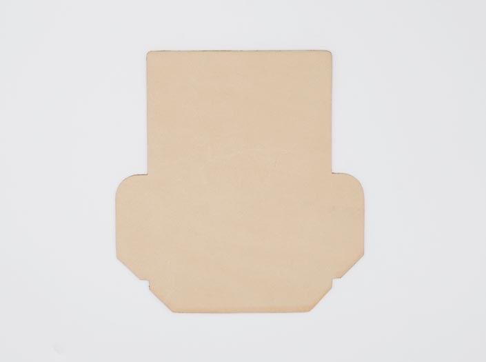 ワイルド×ナチュラル:カードケースの表面