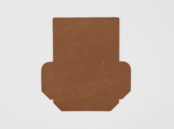 ワイルド×ナチュラル:カードケースの裏面