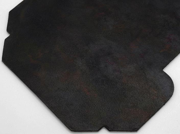 迷彩染めディープグリーン:カードケースのディテール