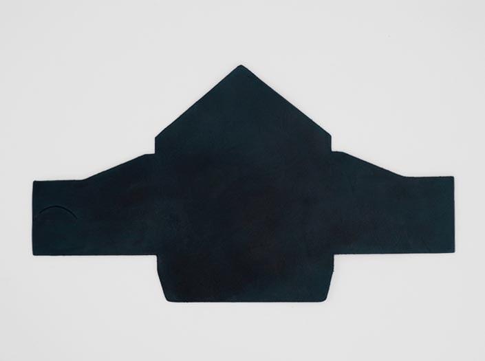 製品染めスペースブルー:マルチケースの表面