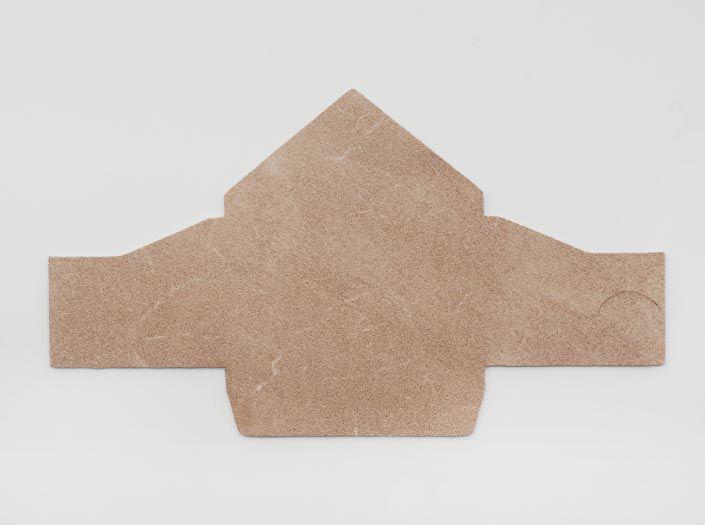 ヌメ革タンロー:マルチケースの裏面