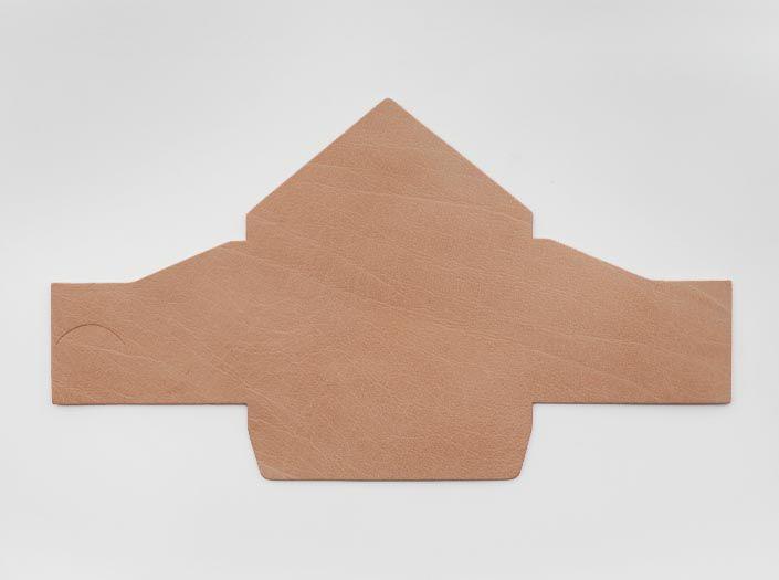 バッファローキップ×ナチュラル:マルチケースの表面