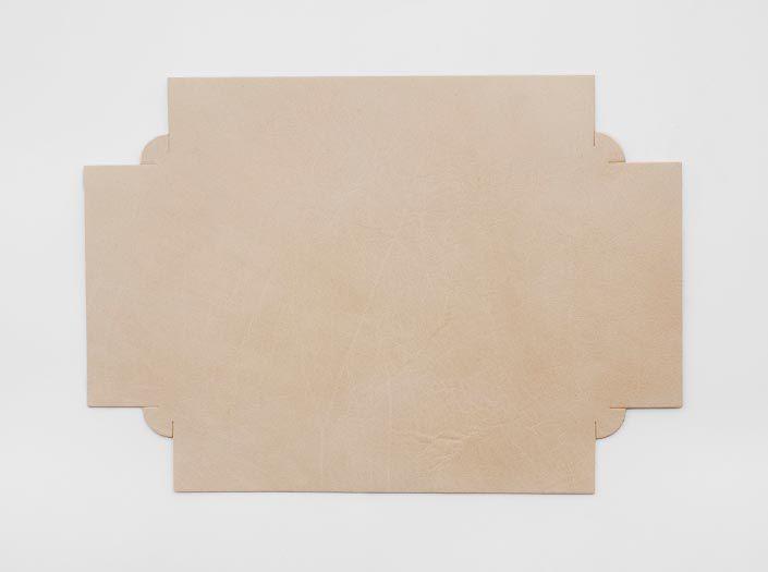 バッファローキップ×ナチュラル:トレイの表面