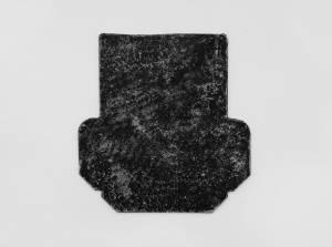 ホワイト×ブラック「0098」:カードケース