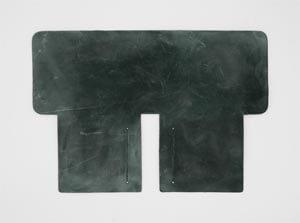 製品染めディープグリーン+ワックス仕上げ:札ケース(二つ折り財布)