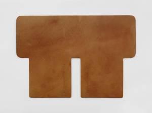 ハードレザー+オイル仕上げ:札ケース(二つ折り財布)